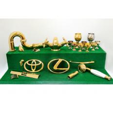 Покрытие драгоценными металлами