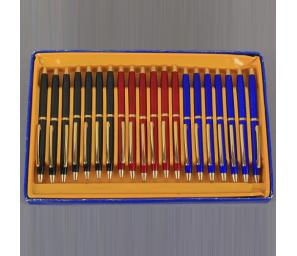 Ручка маленькая три цвета